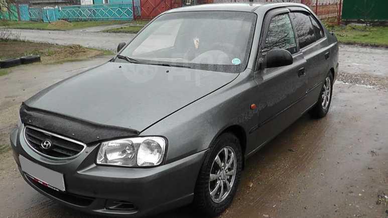 Hyundai Accent, 2008 год, 275 000 руб.