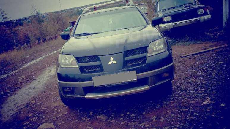Mitsubishi Outlander, 2003 год, 500 000 руб.
