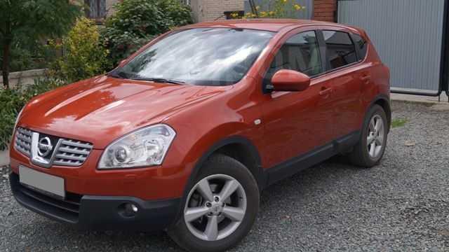 Nissan Qashqai, 2008 год, 620 000 руб.