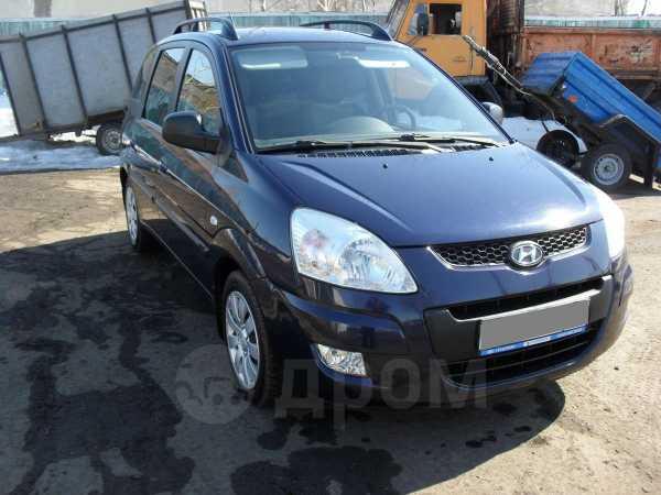 Hyundai Matrix, 2008 год, 396 000 руб.