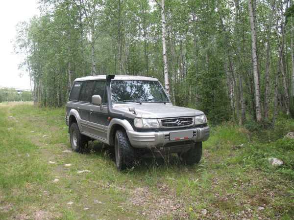 Hyundai Galloper, 1998 год, 250 000 руб.