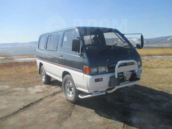 Mitsubishi Delica, 1990 год, 235 000 руб.