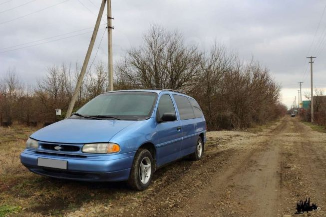 Ford Windstar, 1995 год, 140 000 руб.