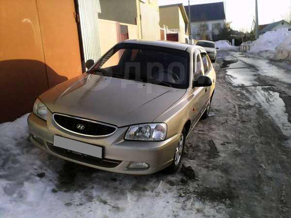 Hyundai Accent, 2004 год, 170 000 руб.