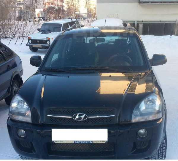 Hyundai Tucson, 2006 год, 350 000 руб.