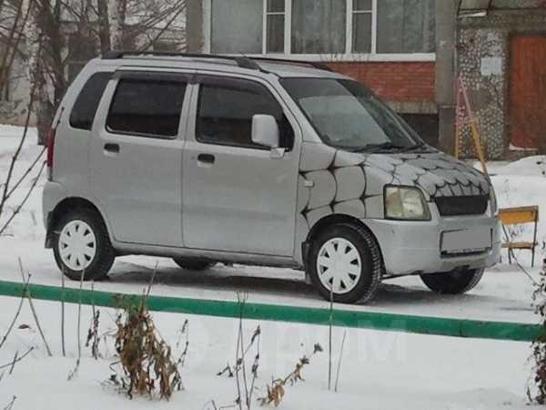 Suzuki Wagon R, 1998 год, 140 000 руб.