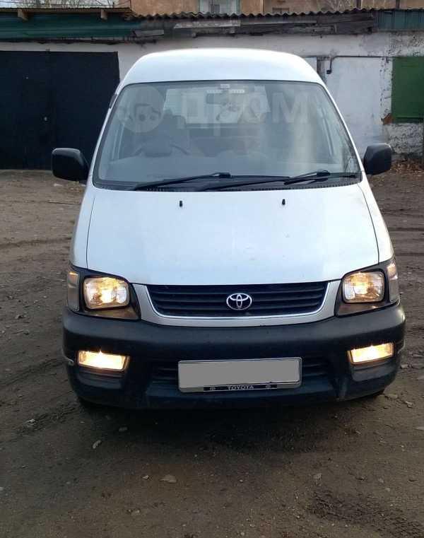 Toyota Lite Ace, 2001 год, 270 000 руб.
