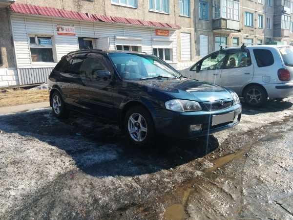 Mazda Familia, 1998 год, 225 000 руб.