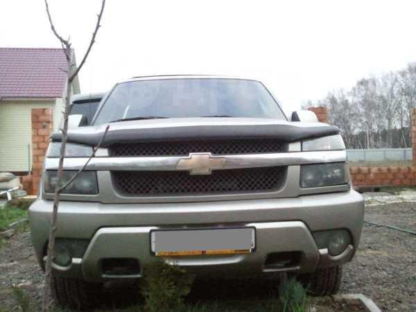 Chevrolet Avalanche, 2002 год, 680 000 руб.