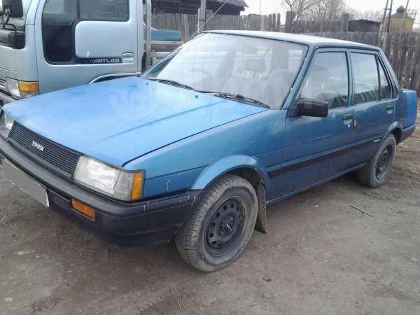 Toyota Corolla, 1985 год, 65 000 руб.