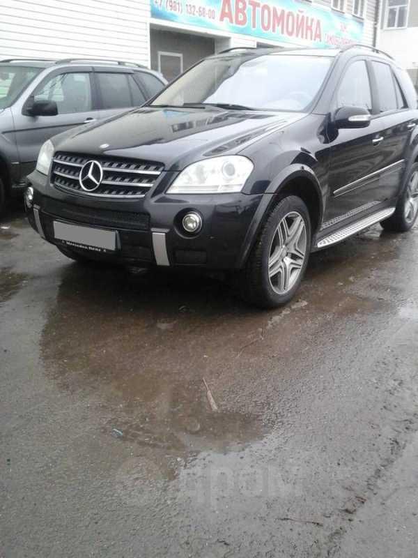 Mercedes-Benz M-Class, 2005 год, 850 000 руб.