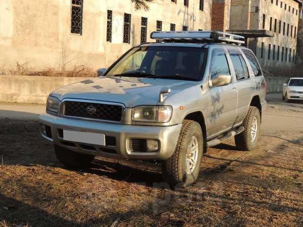 Nissan Terrano, 2001 год, 460 000 руб.