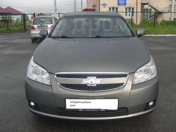 Chevrolet Epica, 2008 год, 495 000 руб.
