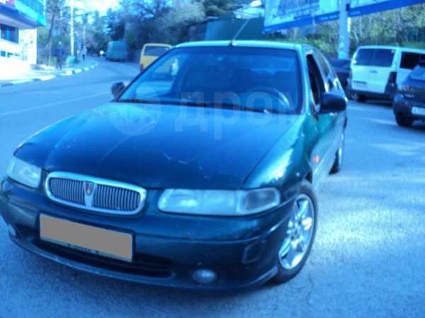 Rover 400, 1998 год, 117 388 руб.