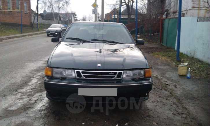 Saab 9000, 1991 год, 40 000 руб.