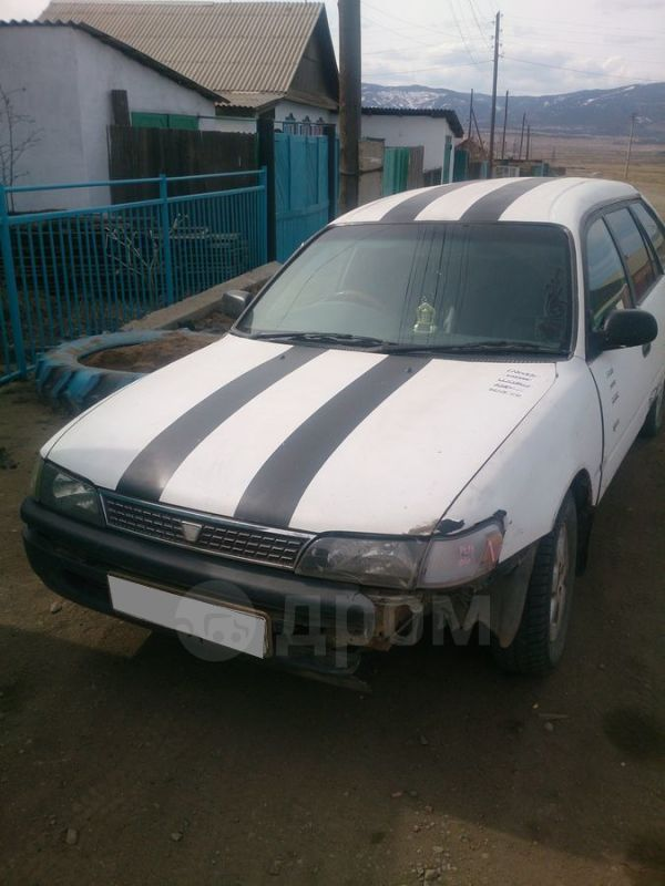 Toyota Corolla, 2001 год, 95 000 руб.