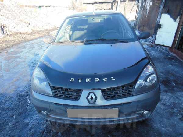 Renault Symbol, 2003 год, 115 000 руб.