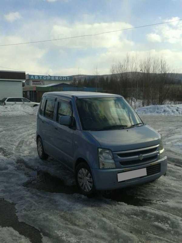 Suzuki Wagon R, 2006 год, 140 000 руб.