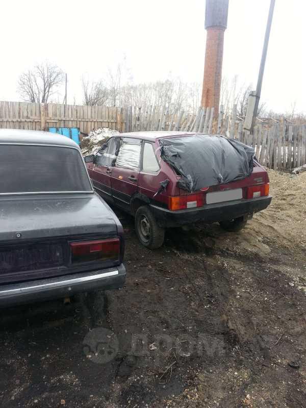 Лада 2109, 1996 год, 28 000 руб.