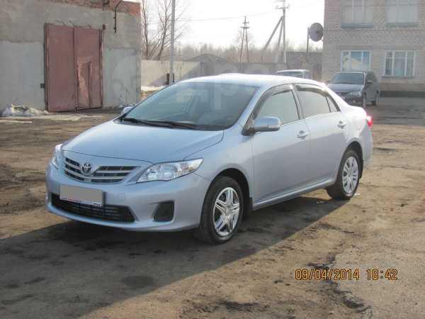Toyota Corolla, 2011 год, 735 000 руб.