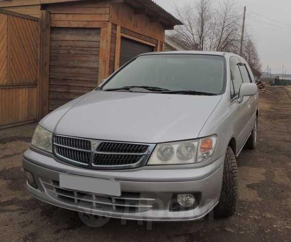 Nissan Presage, 2000 год, 218 000 руб.