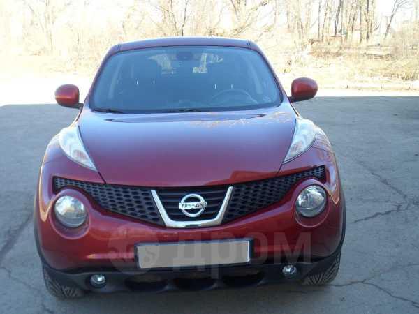 Nissan Juke, 2012 год, 838 000 руб.