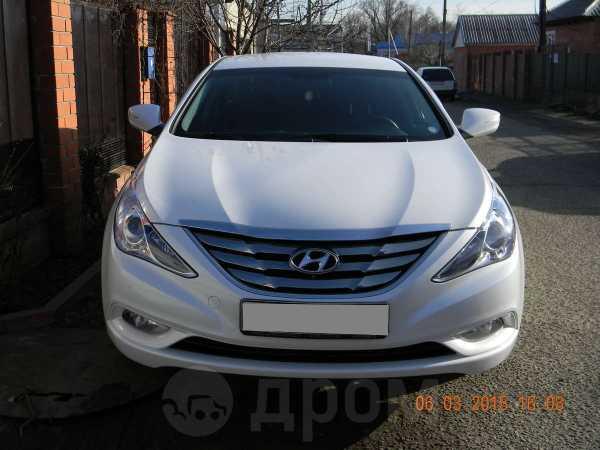 Hyundai Sonata, 2012 год, 875 000 руб.