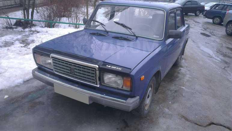 Лада 2107, 2005 год, 77 000 руб.