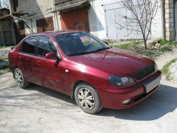 Daewoo Sens, 2004 год, 165 000 руб.