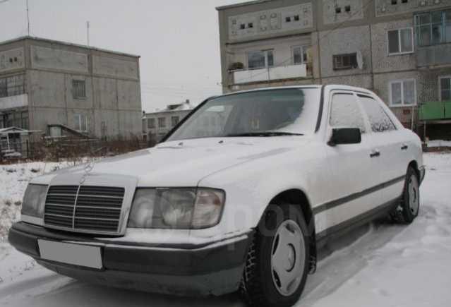 Mercedes-Benz E-Class, 1989 год, 190 000 руб.