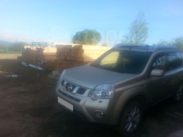 Nissan X-Trail, 2012 год, 1 150 000 руб.