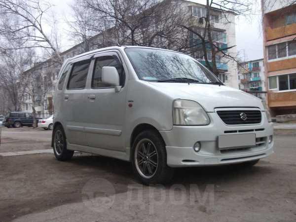 Suzuki Wagon R Solio, 2001 год, 125 000 руб.