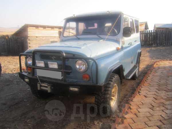 УАЗ 469, 1997 год, 250 000 руб.