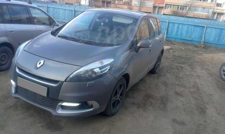 Renault Scenic, 2012 год, 695 000 руб.