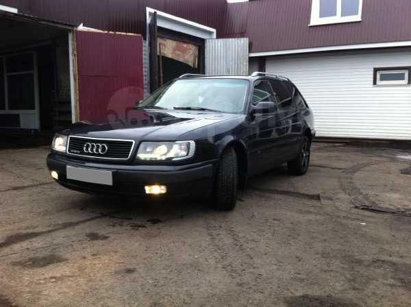 Audi 100, 1993 год, 227 000 руб.