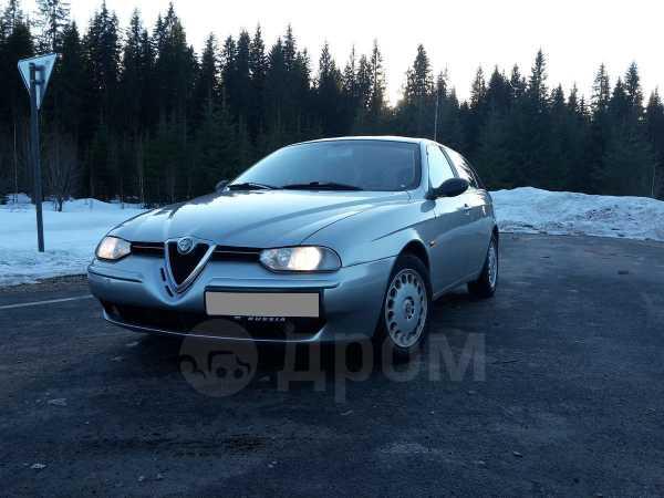 Alfa Romeo 156, 2000 год, 300 000 руб.