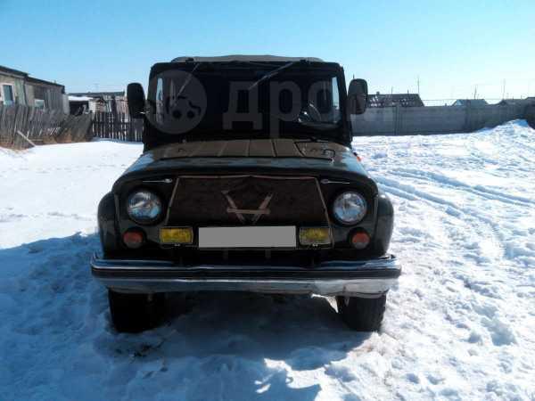 УАЗ 469, 1981 год, 120 000 руб.