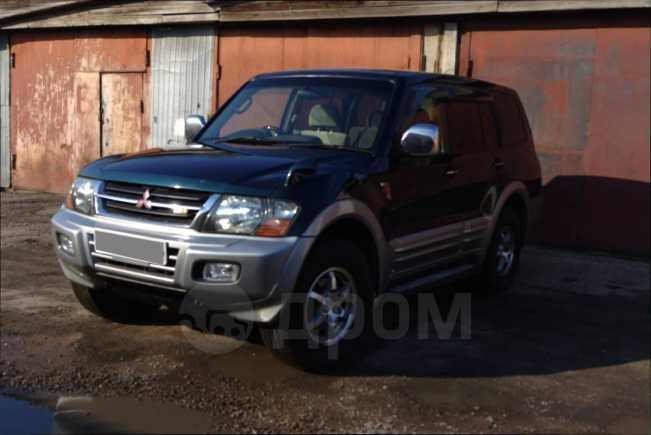 Mitsubishi Pajero, 1999 год, 595 000 руб.