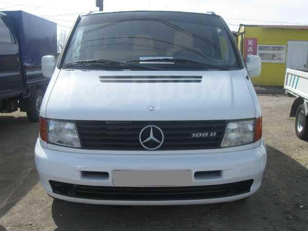 Mercedes-Benz Vito, 1998 год, 260 000 руб.