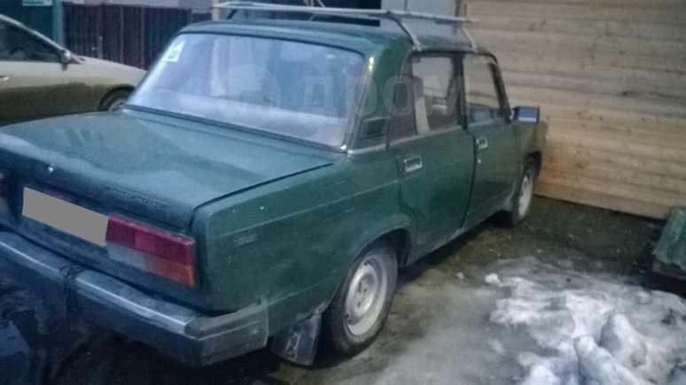 Лада 2107, 1997 год, 20 000 руб.