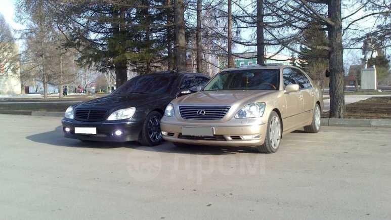 Lexus LS430, 2004 год, 780 000 руб.