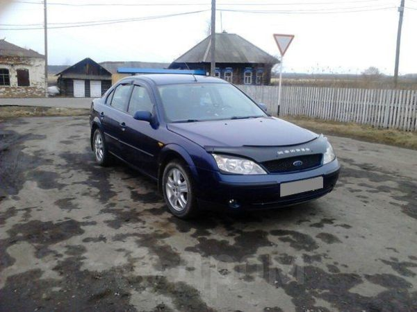 Ford Mondeo, 2002 год, 265 000 руб.