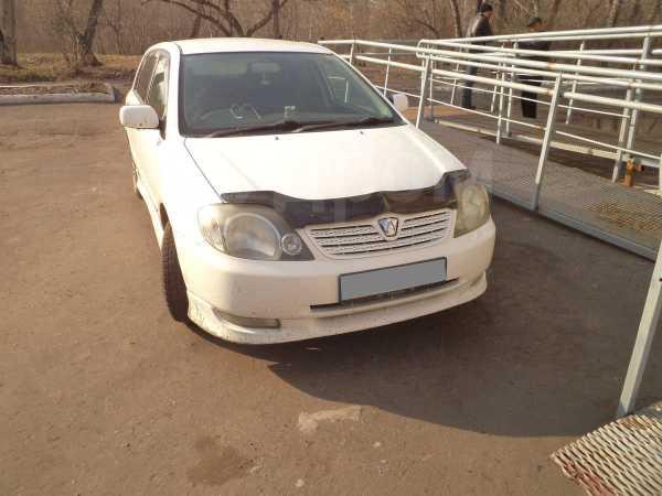 Toyota Allex, 2001 год, 265 000 руб.