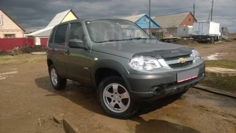 Chevrolet Niva, 2013 год, 510 000 руб.