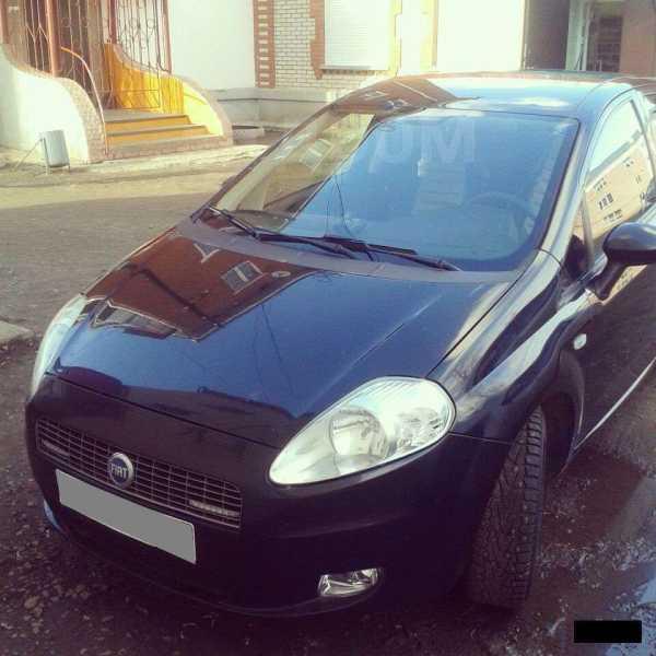 Fiat Grande Punto, 2008 год, 250 000 руб.