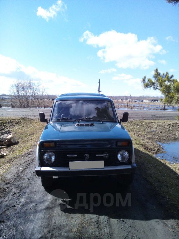 Лада 4x4 Бронто, 1997 год, 150 000 руб.