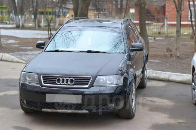 Audi A6 allroad quattro, 2001 год, 399 999 руб.