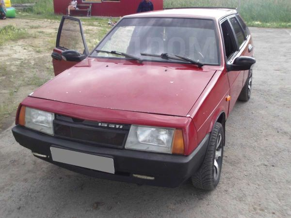 Лада 2109, 1989 год, 45 000 руб.