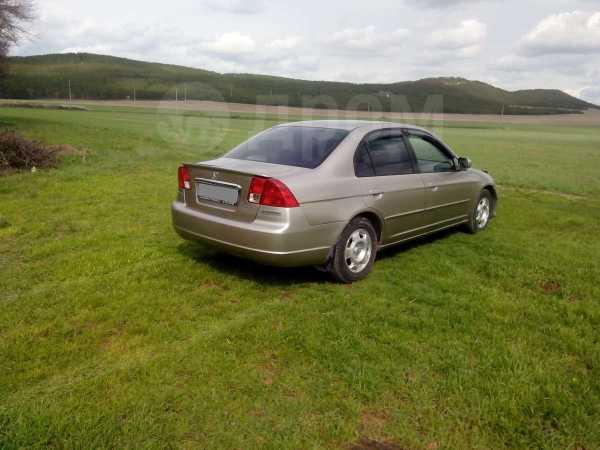 Honda Civic, 2003 год, 285 000 руб.