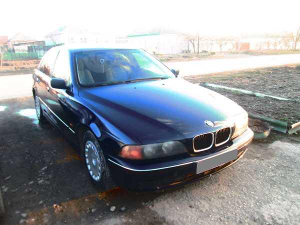BMW 5-Series, 1999 год, 270 000 руб.